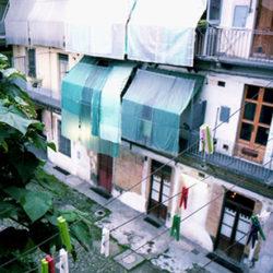 Scambio artistico a Torino / Artistic exchange in Turin.