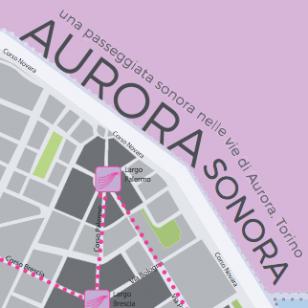 La mappa di Aurora Sonora [map].