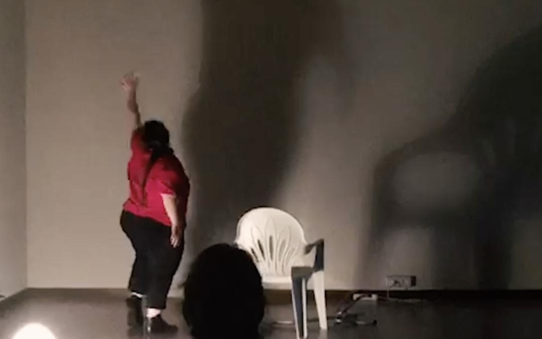 """Video: """"è arte, è formazione, è cura""""."""