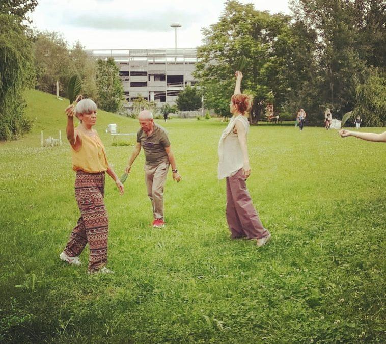 Plantæ: Dancing In The Park @ Zonarte.