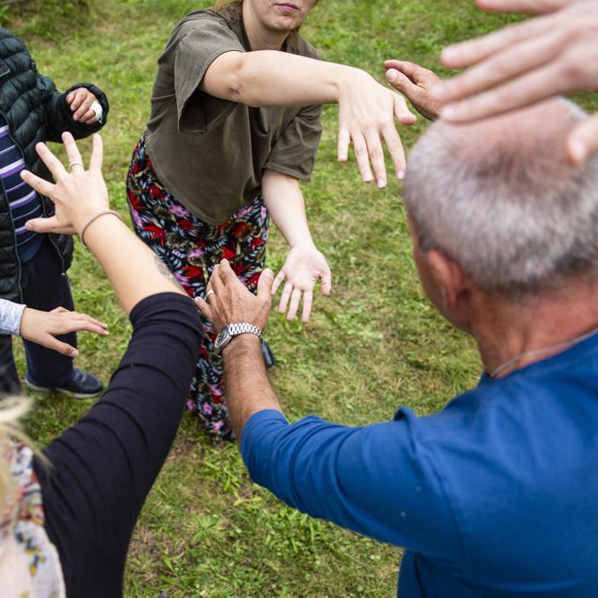Dancing in the Park | Danza, luoghi e comunità.