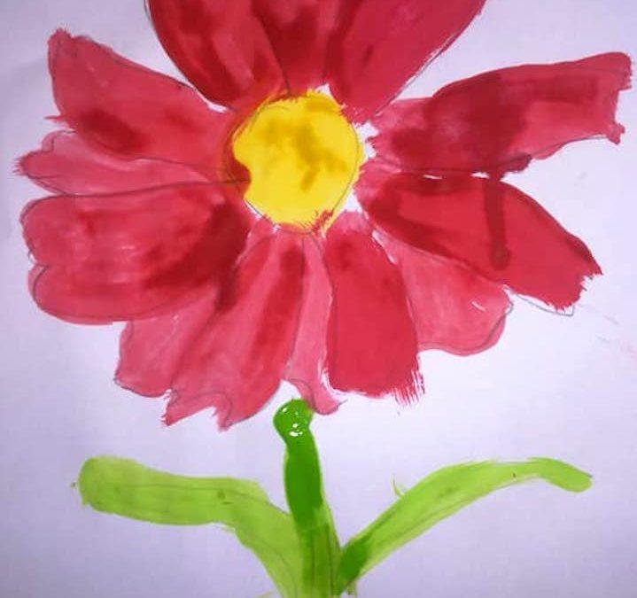 Che bel Fior! I fiori disegnati dai bambini per il 25 aprile.
